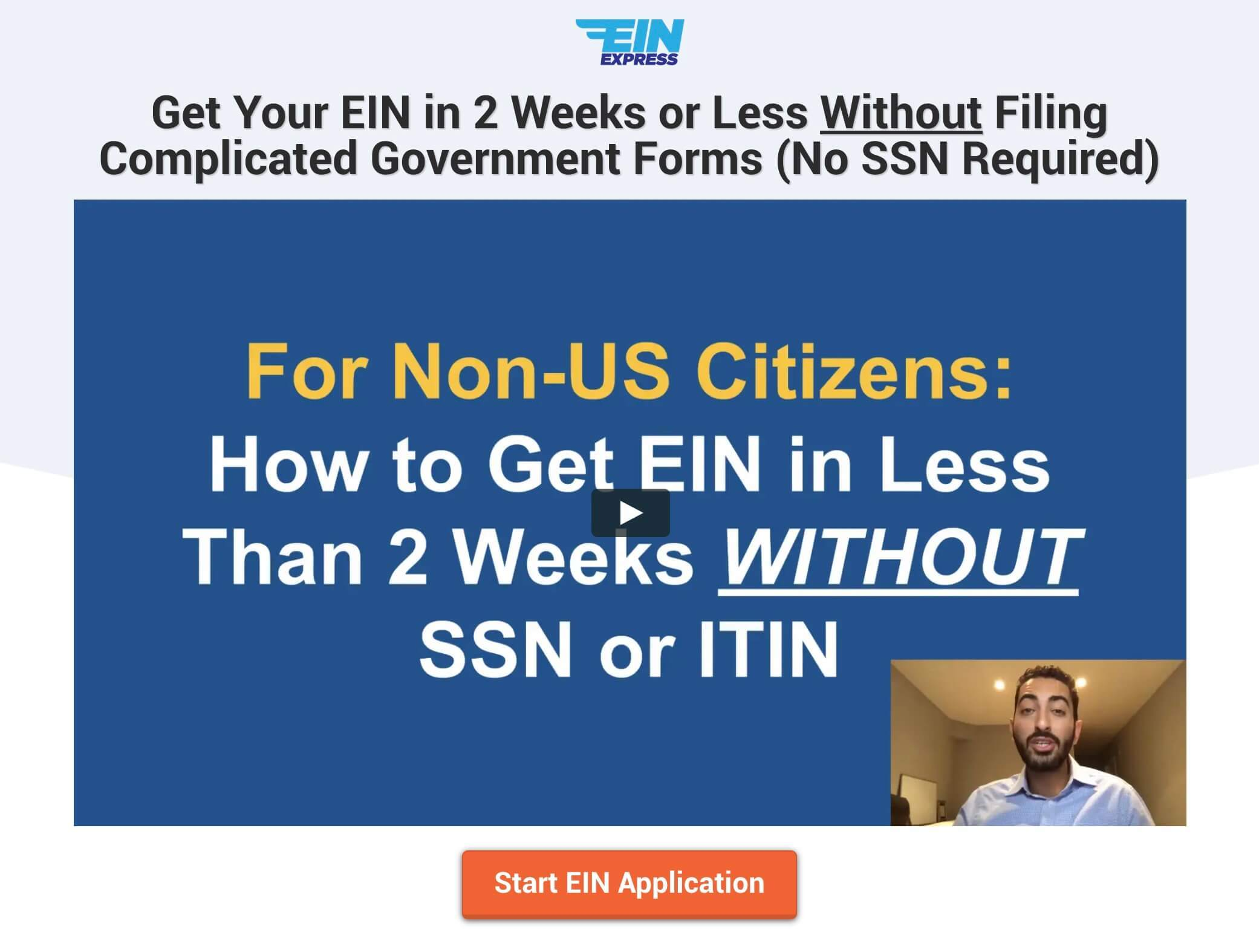 How to Get Your EIN Without SSN or ITIN to Start Your U S  Business