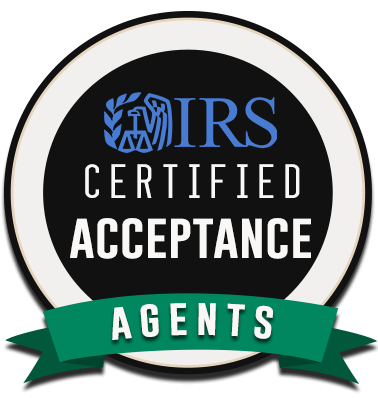 IRS Certified Acceptance Agents